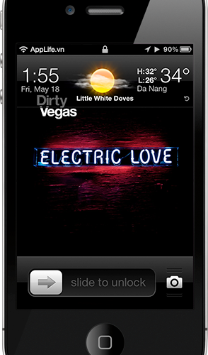 Thêm Thời Tiết Vào Màn Hình Lock Screen Cho IPhone Forecast-applife.vn_-294x500