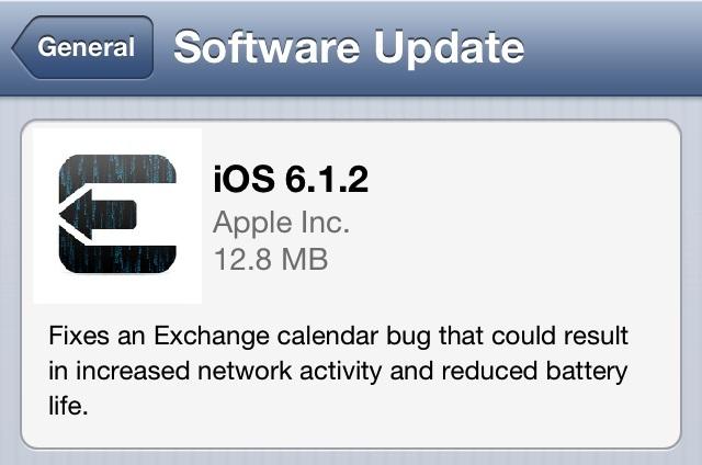 Hướng dẫn untethered jailbreak iOS 6.1.2 cho iPhone 3GS/4/4S/5, iPad 2/3/4/Mini và iPod Touch 4/5